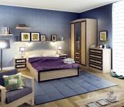 Модульная спальня Персей