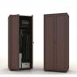 Верди СБ-1438 Шкаф 2-х дверный (890х2190х580)