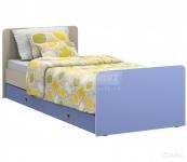 Фред Дуб Кремона СБ-1021 Кровать с ящиком (890х734х2050)
