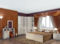 Модульная спальня Венеция (дуб ривер)