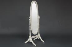 Зеркало напольное 12600WH (Белое)