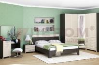 Спальня Мелисса 12 (Дуб Венге)