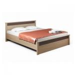 Кровать с ПМ Клео СБ-2013 (1692х804х2094) спальное место 1400х2000