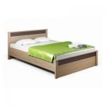 Кровать без основания Клео СБ- 2014 (1492х804х2094) спальное место 1400х2000