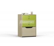 Маугли зеленый СБ-2075 Комод (534х763х400)