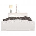 Кровать с ящиком для белья без основания Амалия СБ-996-1 (2430х775х1650) спальное место 1600х2000