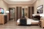 Спальня Камелия 1 (Слива Валлис-Комбинированный)