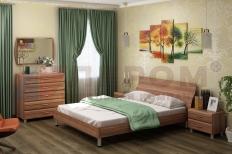 Спальня Мелисса 1 (Слива Валлис)