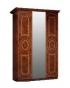 Спальный гарнитур Карина 5 Ярцево, Шкаф 3-х створчатый для платья и белья К5Ш1-3 1445х580х2230