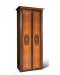 Модульная гостиная Карина 2,Шкаф 2-х створчатый для платья К2М-2 1080Х615Х2285