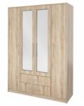 Сиеста Шкаф 4-х дверный с зеркалом СТЛ.138.01 (1600х590х2230)