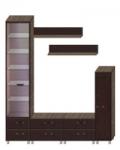 Некст-2 Гостиная Некст Дополнительная комплектация 1 (2600х414х2140)
