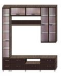 Некст-2 Гостиная Некст Дополнительная комплектация 3 (2800х414х2140)