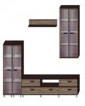 Некст-2 Гостиная Некст Дополнительная комплектация 6 (3200х414х2140)