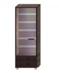 Некст-1 Пенал с дверцей и ящиками левый НПЯ-1-2.1-3 (600х414х2140)