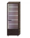 Некст-1 Пенал с дверцей и ящиками правый НПЯ-1-2.2-3 (600х414х2140)