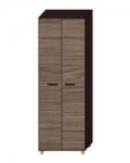 некст-1 Шкаф с распашными дверями из ЛДСП НШР-4-2-5 (800х536х2140)