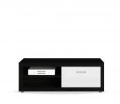 Марсель дуб феррара (белый) СБ-1071-1 Тумба под ТВ (1350х470х366)