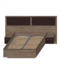 Некст-1 Кровать с ящиками и подъемным механизмом НКР-3-14 (2300х2052х850) Спальное место - 1400х2000