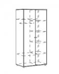 Модуль 2 Шкаф для одежды двухдверный 926х545х1934 9383
