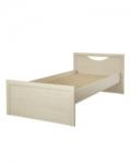 Детская Дженни СТЛ.127.14 Кровать с ортопедическим основанием 1955х1062х740. Спальное место 900х1900.