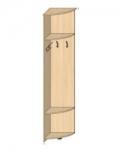 Консоль с вешалками ККП-23-4-2 480х480х2290