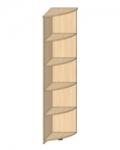 Консоль с полками ККП-23-6-1 480х630х2290