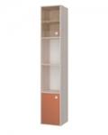 Детская Тотэм Авола СТЛ.047.24 Шкаф со стеклом (400х428х2203)