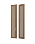 Прихожая София 4 СТЛ.098.27 Двери со стеклом 2 шт для СТЛ.098.02-04 295х21х1580