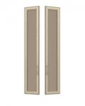 Прихожая София 3 СТЛ.098.27 Двери со стеклом 2 шт для СТЛ.098.02-04 295х21х1580