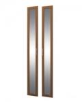 София 4 СТЛ.098.24 Двери с зеркалом 2 шт для СТЛ.098.01-03-06-07 295х21х2284