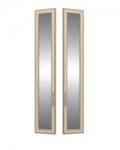 София 3 СТЛ.098.28 Двери с зеркалом 2 шт для СТЛ.098.02-04 295х21х1580