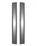 София 1 СТЛ.098.24 Двери с зеркалом 2 шт для СТЛ.098.01-03-06-07 295х21х2284
