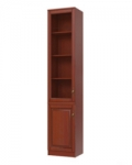 Влада СТЛ.040.06 Шкаф 2-х дверный со стеклом (450х364х2228)