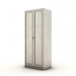 Венеция Дуб Ривер СБ-1270 Шкаф для одежды(900х2230х582)