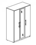 Оливия шкаф 3-х дверный с зеркалом СТЛ.109.03 1200х455х2240