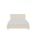 Юлианна Кровать СТЛ.004.10 (1664х1001х2110) . Размер спального места 1600х2000