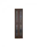 Прихожая Шейла фасад со стеклом для шкафа Венге СТЛ.502