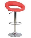 Барный стул красный JY-987