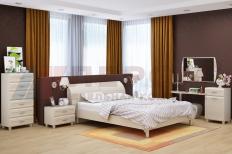 Спальня Мелисса 2 (Дуб Беленый)