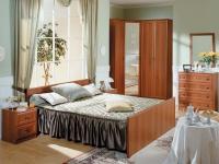 Модульная спальня Джорджия (итальянский орех)