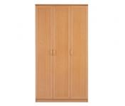Симба СР-37 Шкаф 3-х дверный (1200х2236х590)