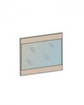 Зеркало ЗР-702 Размеры 810х845