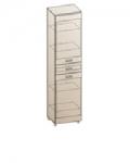 Шкаф ШК-620 Размеры 2172х540х355