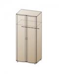 ШК-105 Шкаф для одежды и белья Размер 2172х896х620
