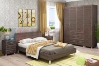 Спальня Мелисса 3 (Дуб Пасадена)