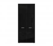 Марсель дуб феррара (черный) СБ-1067 Шкаф для одежды (900х2084х575)