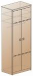 Спальня Киото Шкаф 2-дверный 442 870х540х2260