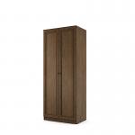 Венеция (Вишня Эльба) СБ-1270 Шкаф для одежды(900х2230х582)
