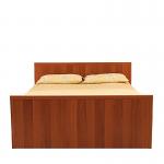 Кровать без основания Джорджия итальянский орех СБ-229-1 (2069х776х1548) спальное место 1400х2000